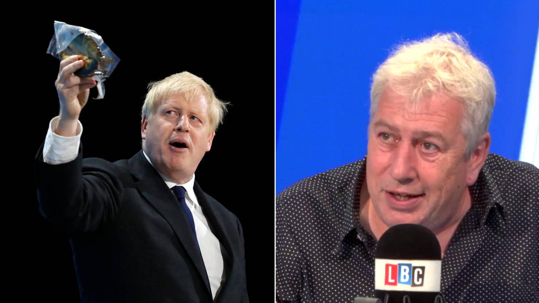 Boris Doesn't Really Believe In Brexit, Insists Columnist Rod Liddle