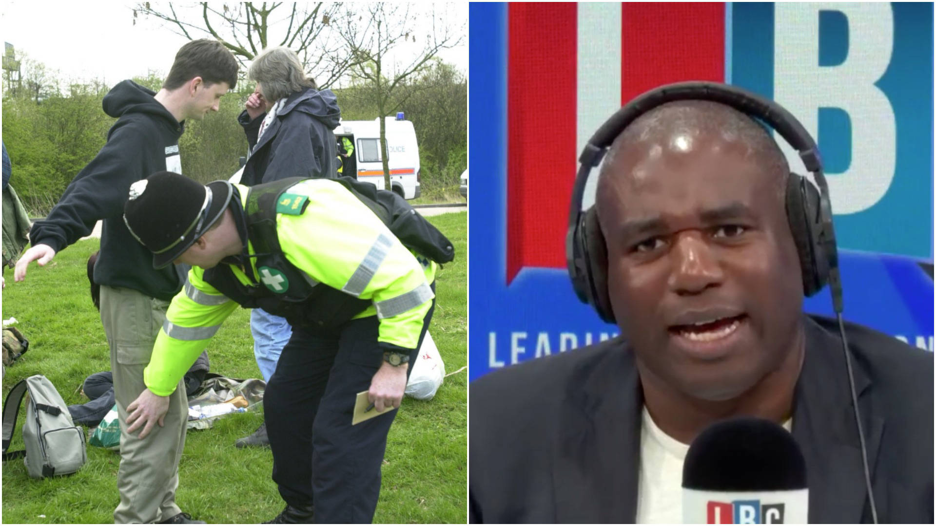 David Lammy: When I Was Stop And Searched Aged 12 I Wet Myself