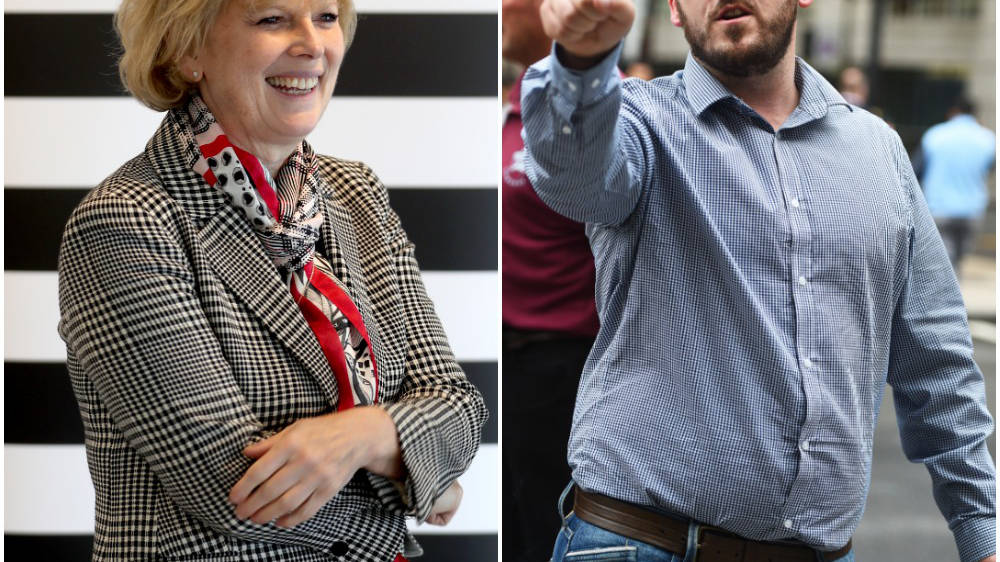 James Goddard Pleads Guilty Over Calling Anna Soubry A Nazi