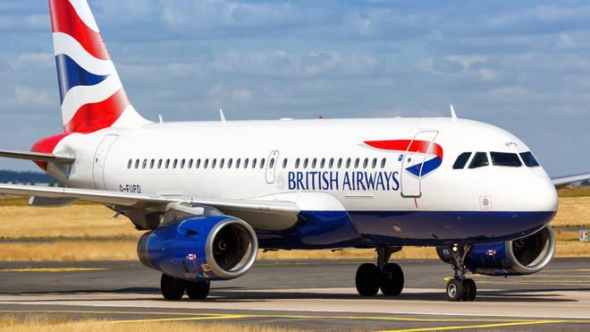 British Airways suspend flights to Cairo for seven days