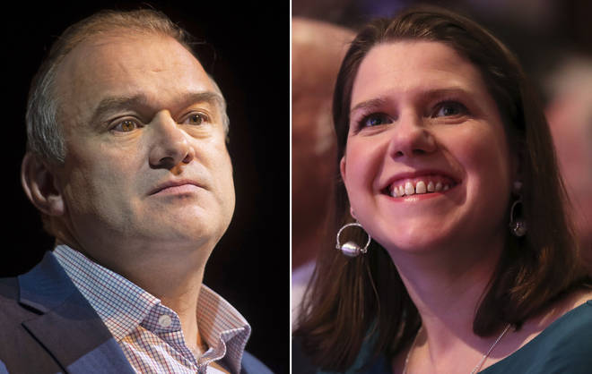 Ed Davey and Jo Swinson are in the running to replace Sir Vince Cable