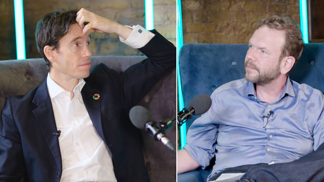 Rory Stewart sat down for a lengthy interview with James O'Brien