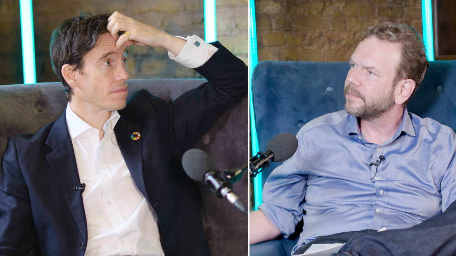 Rory Stewart Tells James O'Brien Why He Could Never Serve Under Boris Johnson