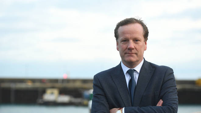 Conservative MP Charlie Elphicke
