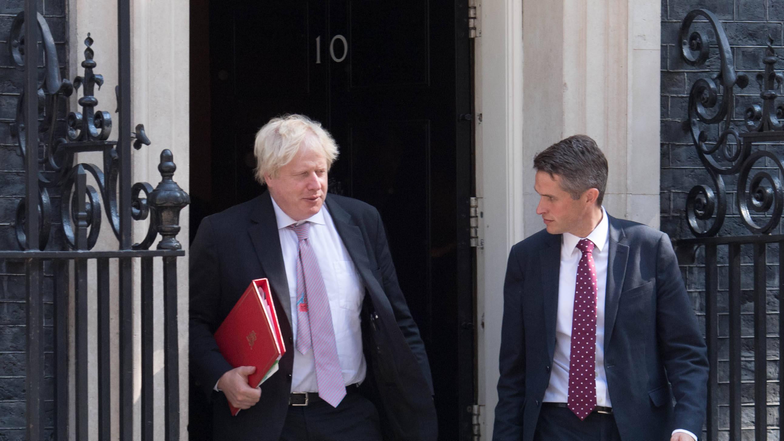 Boris Johnson's Inbox: The Five Key Things The New PM Will Need To Do