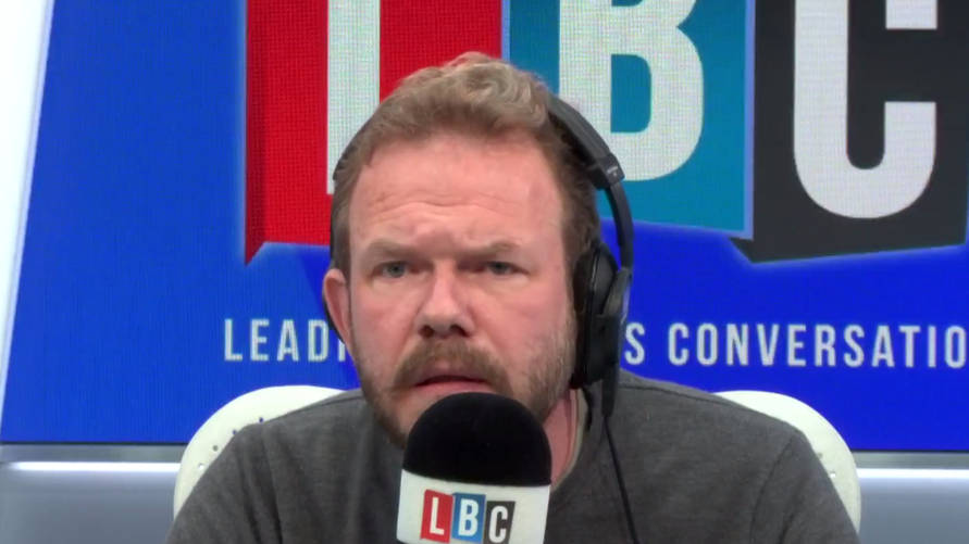 You Can Hear The Moment The Penny Drops With This Brexiter During A Call With James O'Brien