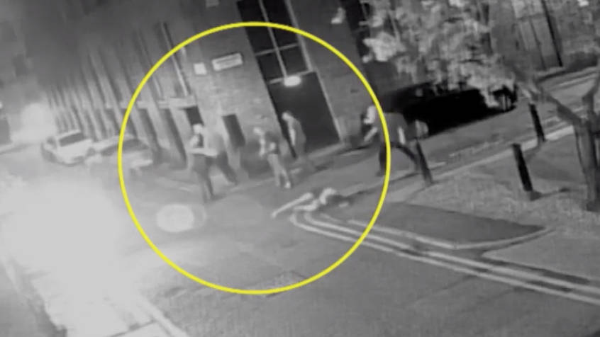 18-Year-Old Girl Knocked Unconscious For Telling Man She Wasn't Interested