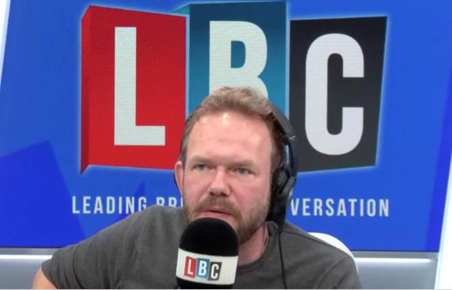 James O'Brien went into detail on Boris Johnson's Brexit plans