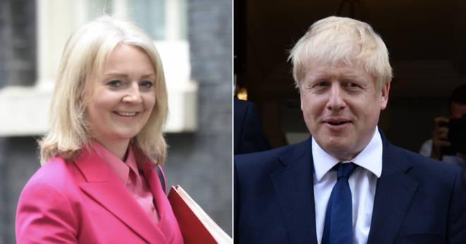 Lizz Truss tells Shelagh Fogarty why she can trust Boris Johnson