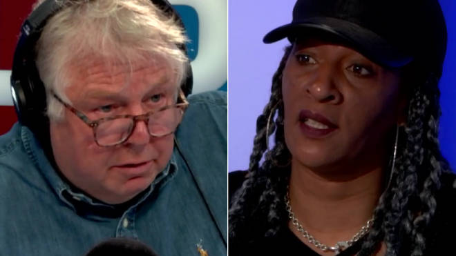 Samantha Barnes-Garner told Nick Ferrari of the plight of her Dad
