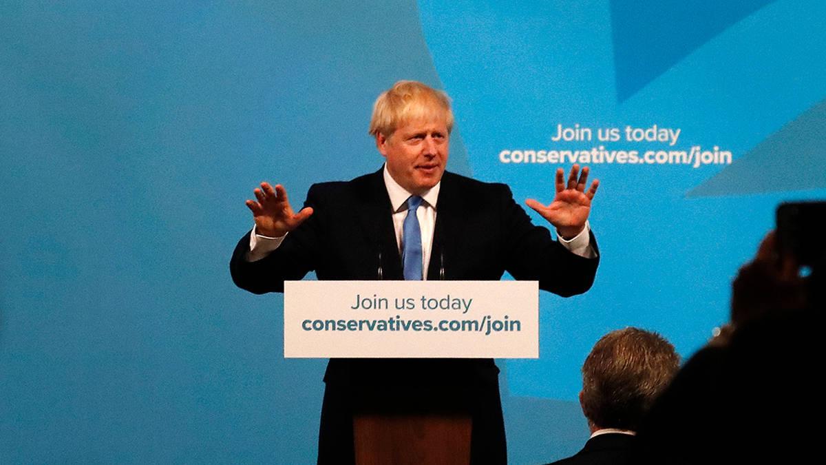 Tory Leadership Result: Boris Johnson Named Britain's Next Prime Minister