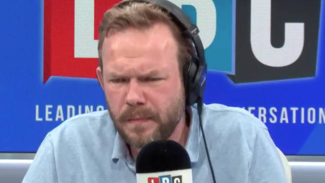 James O'Brien was speaking to Lord Heseltine