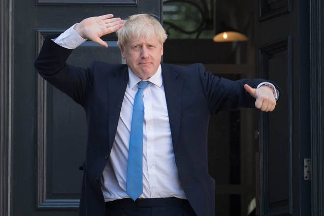 """Boris Johnson will have to write the """"letters of last resort"""" on Wednesday"""