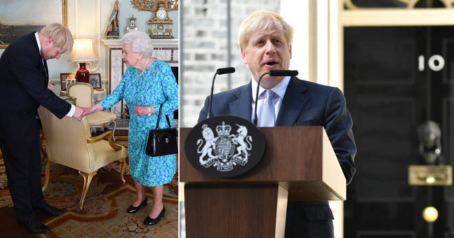 Boris Johnson Is Now Prime Minister Following Meeting With The Queen