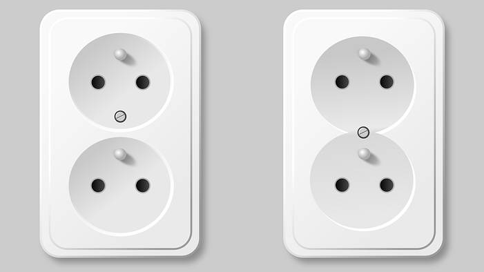 Why Do We Have The Same Bathroom Plug Sockets As Europe? - LBC