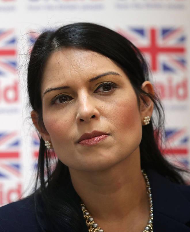 Priti Patel is the new Home Secretary