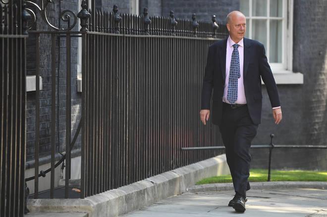 Chris Grayling former Secretary of State for Transport