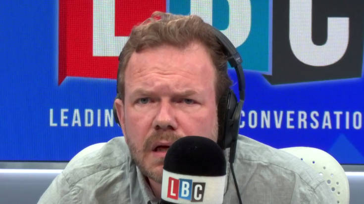 James O'Brien Takes Apart Caller's Claim No Deal Must Stay On The Table
