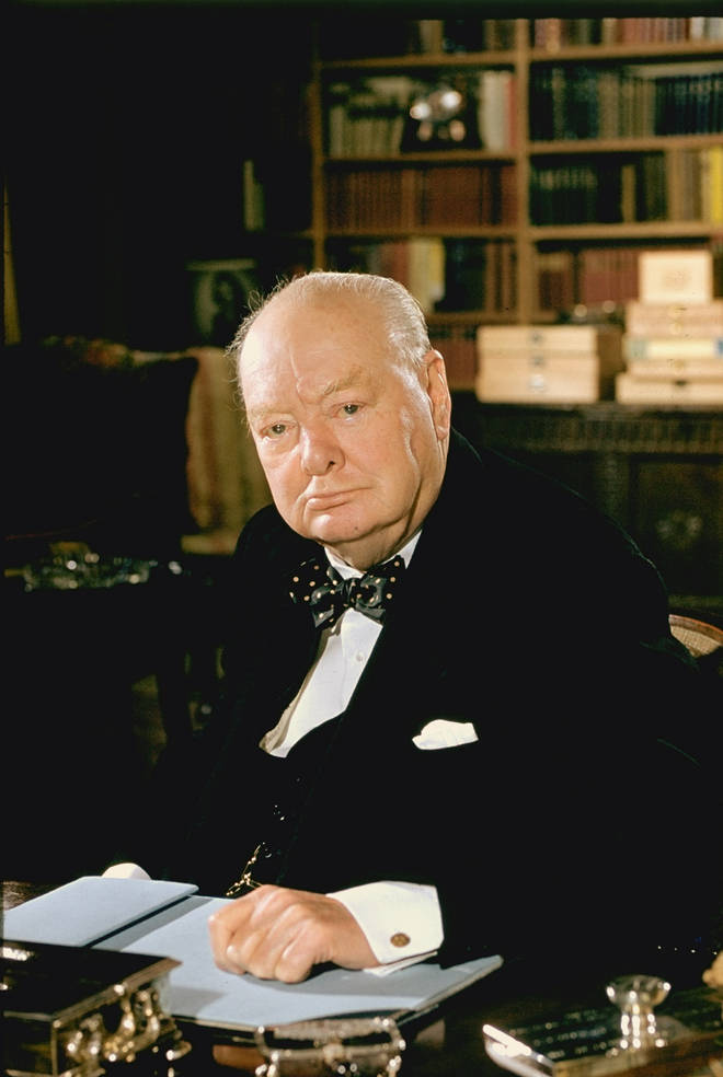 Winston Churchill served under Queen Elizabeth between 1951 and 1955