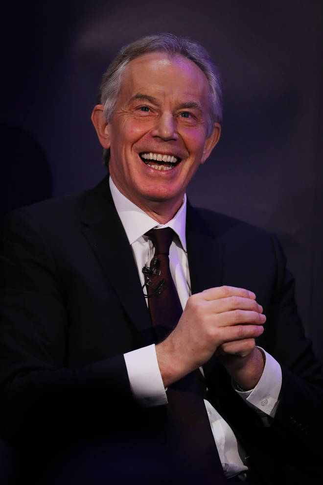Tony Blair was Prime Minister from 1997 to 2007