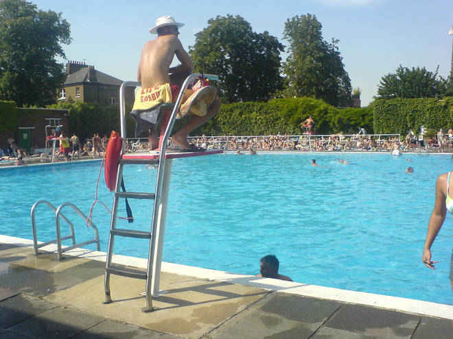 Brockwell Lido (File Photo)