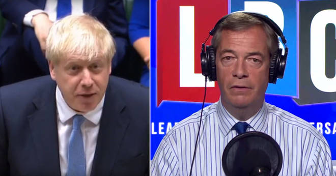 Nigel Farage thinks a General Election is coming