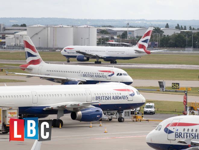 Radar issues have caused delays at Heathrow Aiport and Gatwick Aiport