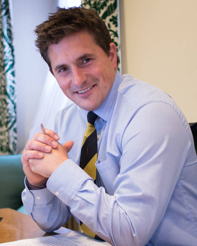 Johnny Mercer becomes minister for defence people and veterans