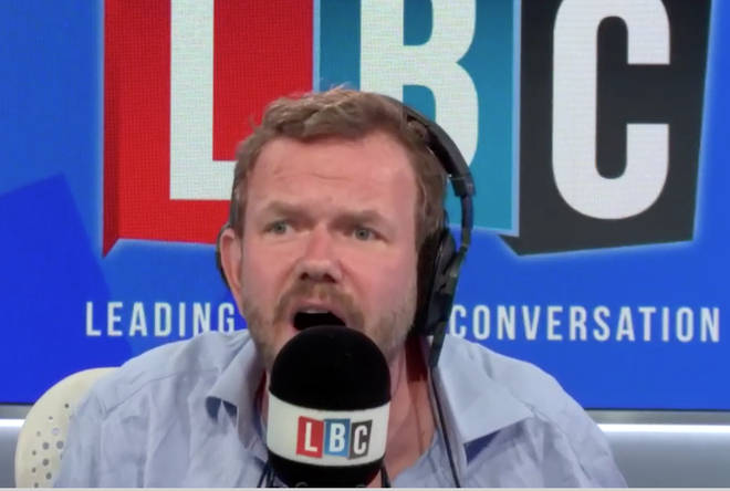 James O'Brien was shocked by this Sunday school teacher's revelations