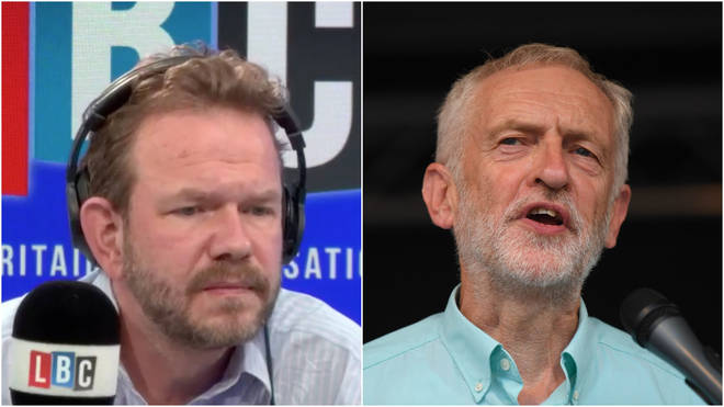 James O'Brien was speaking to an ardent fan of Jeremy Corbyn
