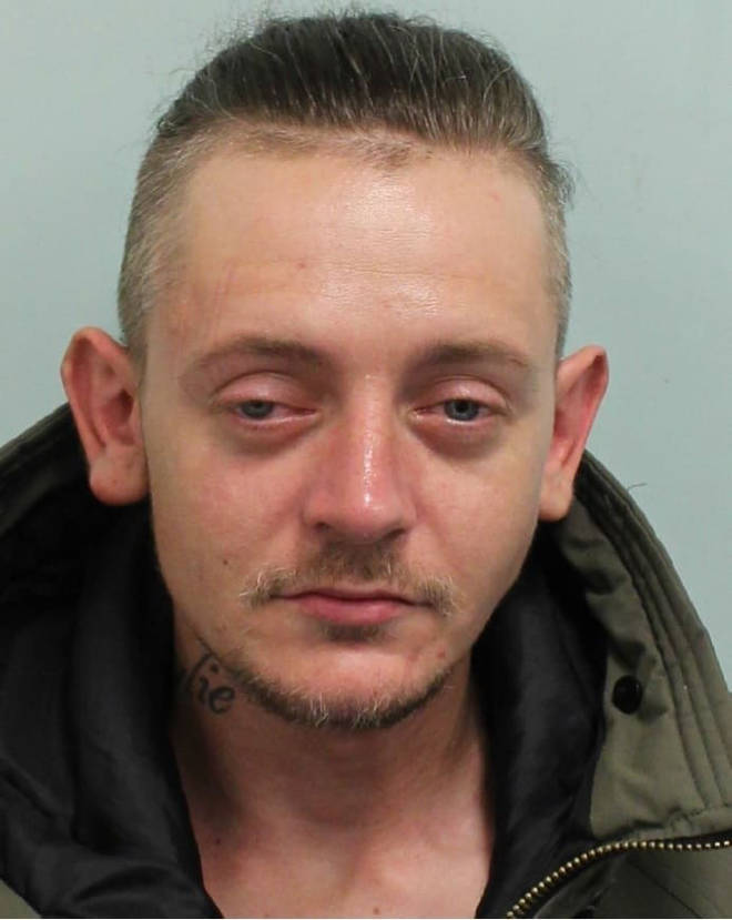 Kevin Brooker remains on the run after escaping hospital yesterday.