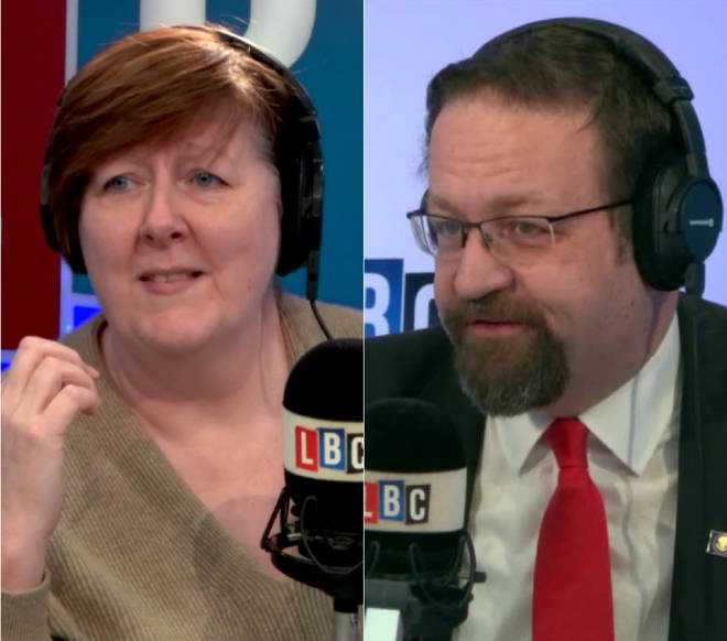 Shelagh Fogarty spoke to ex-Trump advisor Sebastian Gorka
