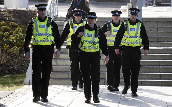 Cumbria Police are investigating the incident