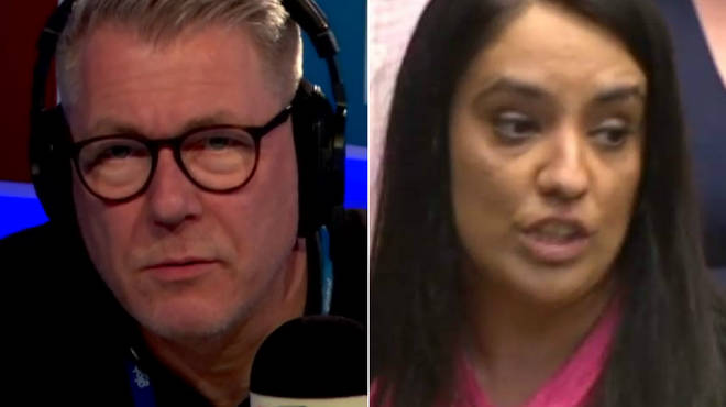 Ian Collins spoke to Labour MP Naz Shah