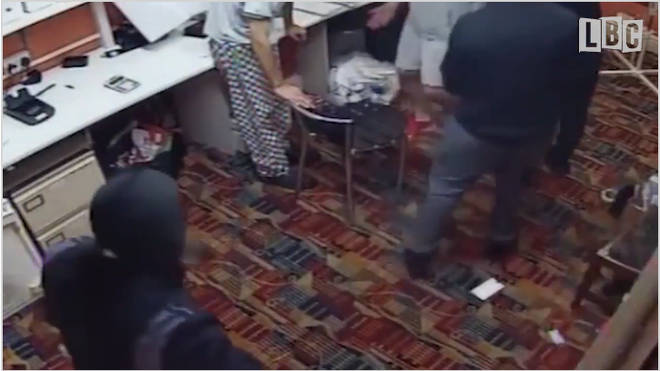 Nottingham Pub Robbed By Trio Of Thugs