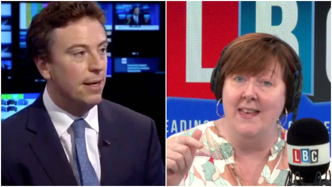 Sky's Sam Coates spoke to LBC's Shelagh Fogarty