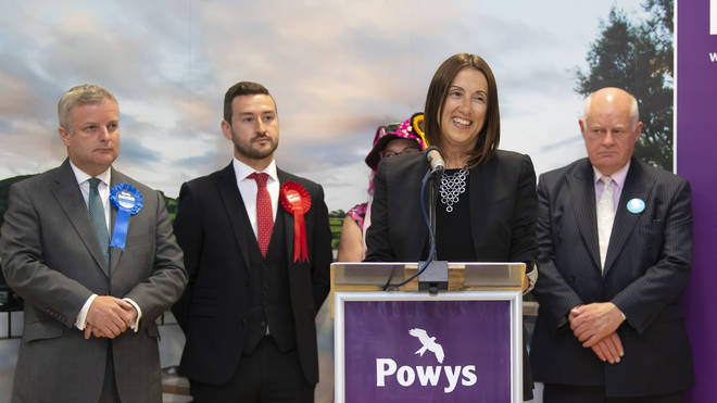 Lib Dem candidate Jane Dodds beat the Conservatives, Brexit Party and Labour candidates in the Brecon by-election