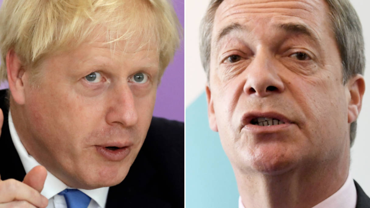 Will The Conservative Party Form An Electoral Pact With The Brexit Party?
