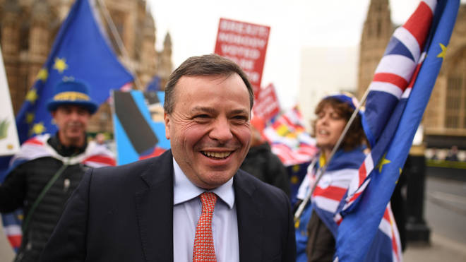 Leave.EU co-founder Arron Banks