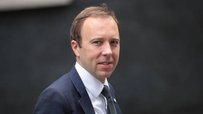 Matt Hancock remained as Health Secretary after Boris Johnson's cabinet reshuffle