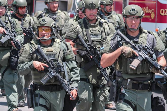 El Paso shooting / El Paso shooter / El Paso Texas / El Paso victims / Donald Trump