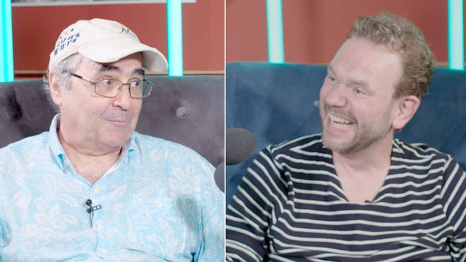 Danny Baker was this week's guest on Full Disclosure