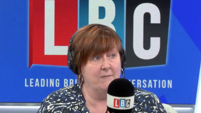 Shelagh gave this caller her honest opinion on Trump
