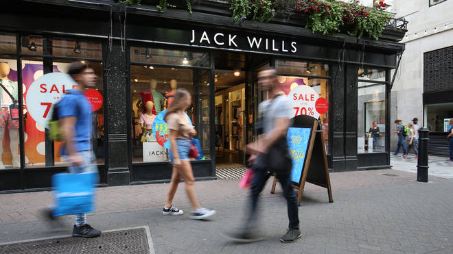 Jack Wills has been sold to Sports Direct