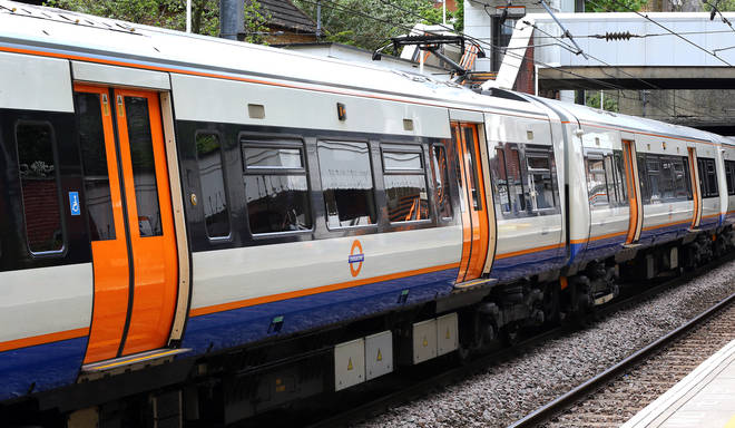 Passengers on a London overground branch line will get free travel for a month