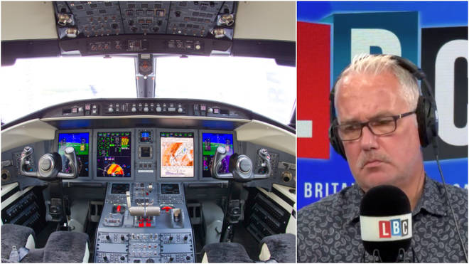 This airline pilot tells Eddie he voted to leave in the 2016 Brexit referendum but now he wished he hadn't.