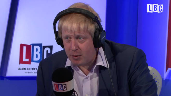 Boris Johnson was stumped by simple questions