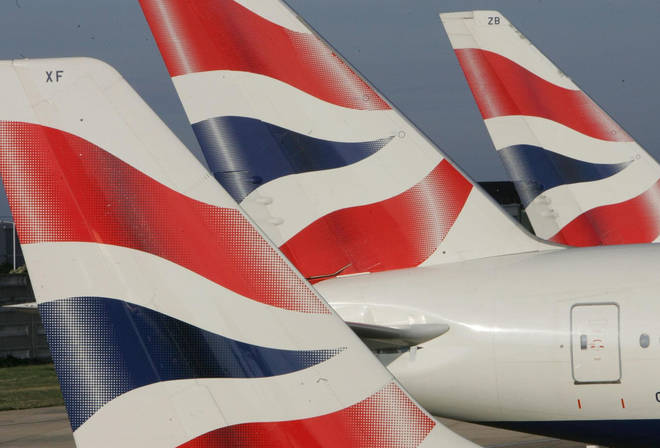 The British Airways IT system is down