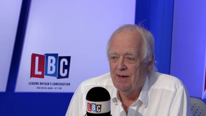 Tim Rice joins Iain Dale in the LBC studio.