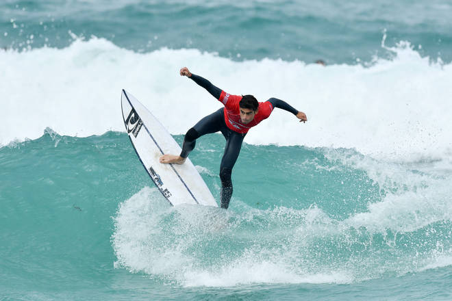 The Boardmasters Surf Festival Takes Place In Cornwall